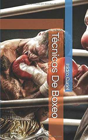 portada del libro técnicas de boxeo