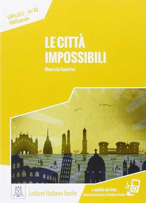 portada del libro LE CITTA IMPOSSIBILI