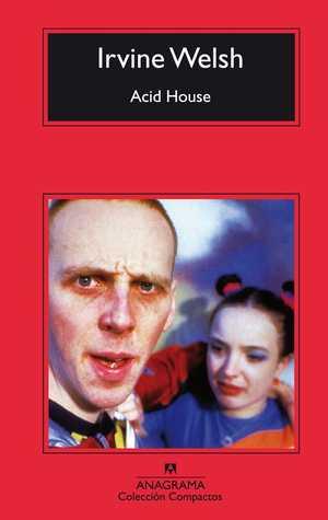 portada del libro acid house