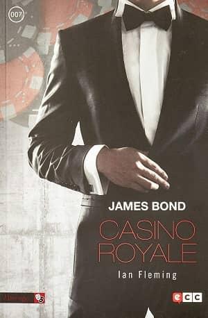 portada del libro casino royale