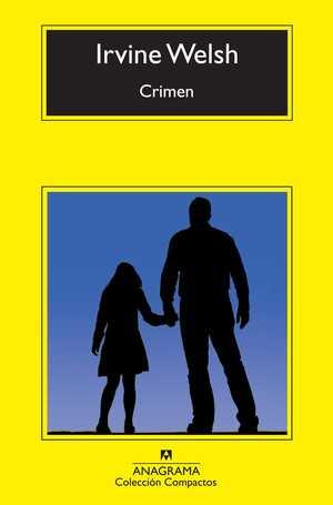 portada del libro crimen