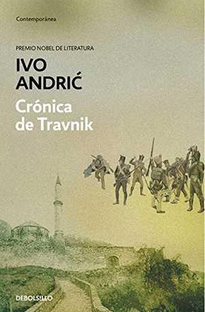 portada del libro cronica de Travnik