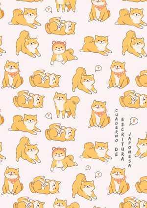 portada del libro cuaderno de escritura japonesa