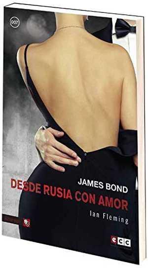 portada del libro desde Rusia con amor