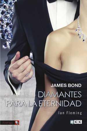 portada del libro diamantes para la eternidad
