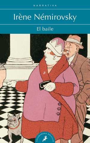 portada del libro el baile