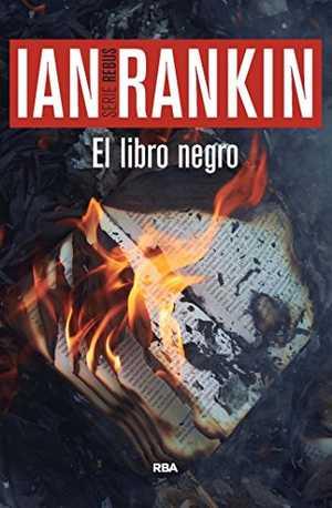 portada del libro el libro negro