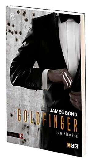 portada del libro goldfinger