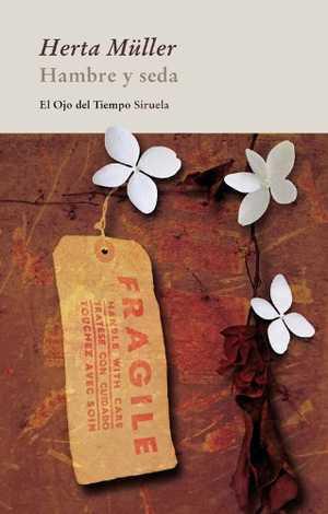 portada del libro hambre y seda