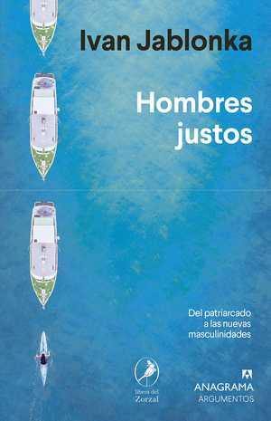 portada del libro hombres justos