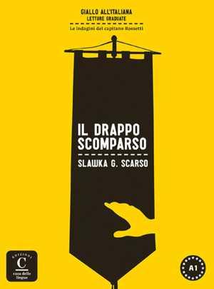 portada del libro il drappo scomparso