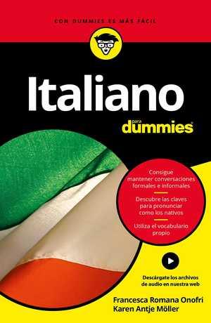 portada del libro italiano para Dummies