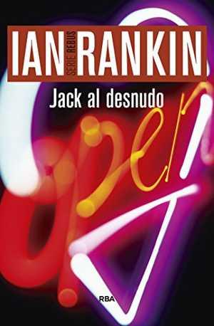 portada del libro jack al desnudo