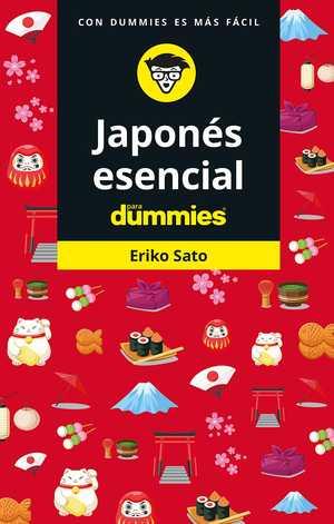 portada del libro japonés esencial para dummies