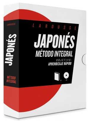 portada del libro japonés método integral