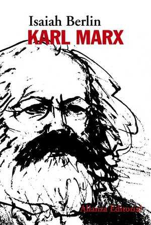 portada del libro karl marx