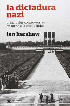 portada del libro la dictadura nazi