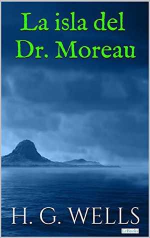 portada del libro la isla del dr. moreau
