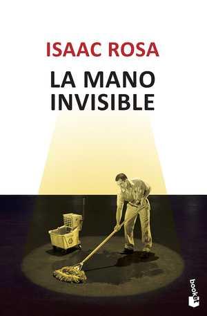 portada del libro la mano invisible