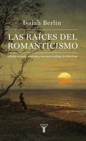 portada del libro las raíces del romanticismo