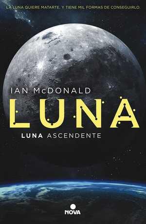 portada del libro luna ascendente