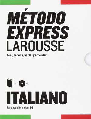 portada del libro método Express Italiano