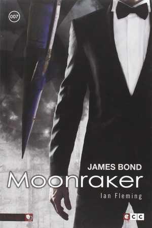 portada del libro moonraker
