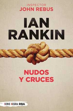 portada del libro nudos y cruces