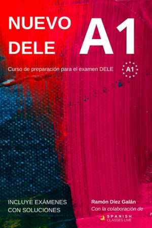 portada del libro nuevo DELE A1