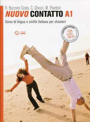 portada del libro nuovo Contatto A1