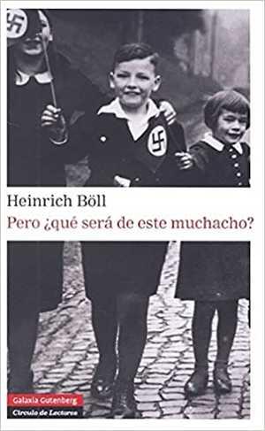 portada del libro pero ¿qué será de este muchacho?