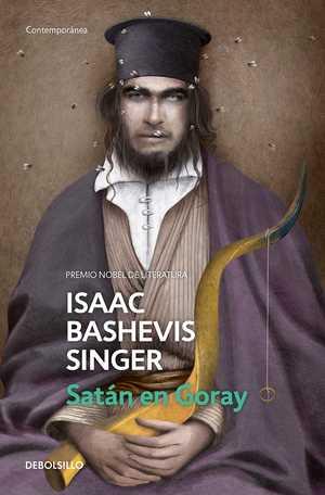 portada del libro satán en Goray