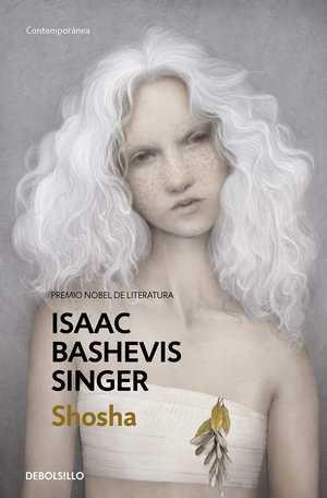 portada del libro shosha