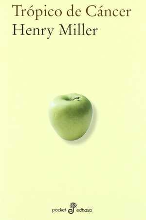 portada del libro trópico de cáncer