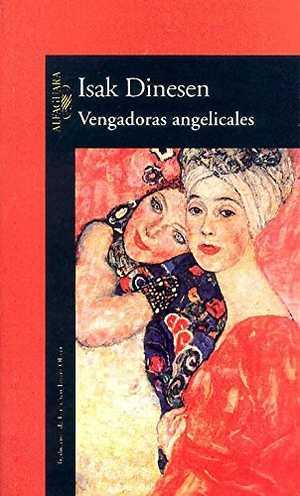 portada del libro vengadoras angelicales
