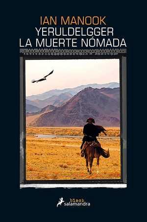 portada del libro yeruldelgger muerte nómada