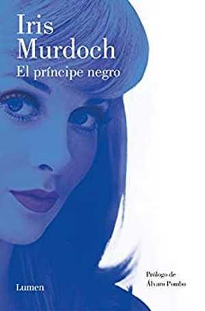 portada del libro el príncipe negro