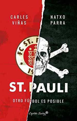 portada del libro St. Pauli otro fútbol es posible