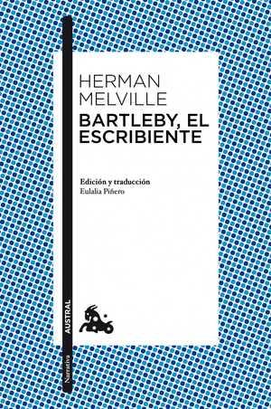 portada del libro bartleby el escribiente
