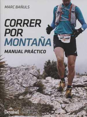 portada del libro correr por montaña