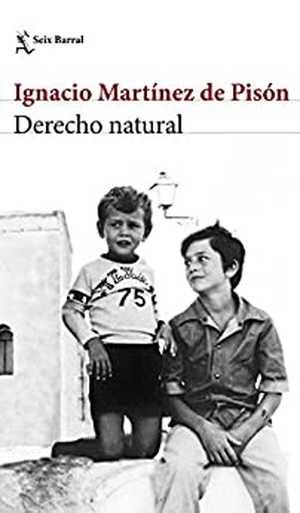 portada del libro derecho natural