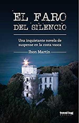 portada del libro el faro del silencio