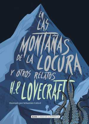 portada del libro en las montañas de la locura y otros relatos
