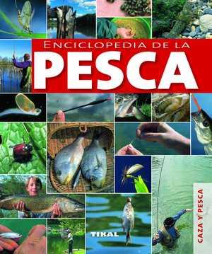 portada del libro enciclopedia de la pesca