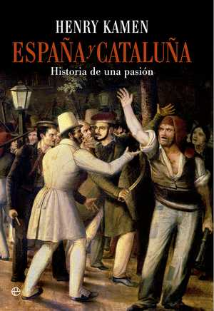portada del libro españa y cataluña