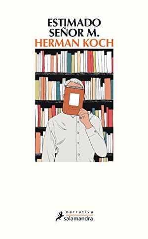 portada del libro estimado señor m
