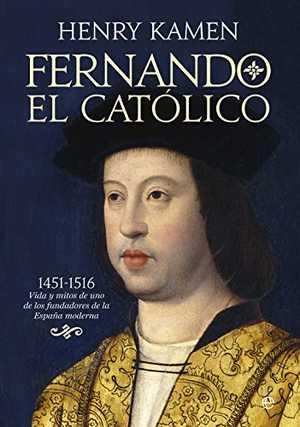 portada del libro fernando el católico