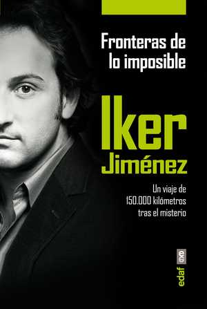 portada del libro fronteras de lo imposible
