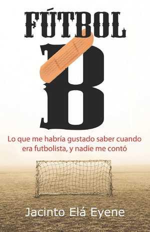 portada del libro fútbol B