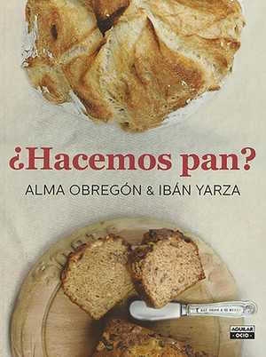 portada del libro hacemos pan